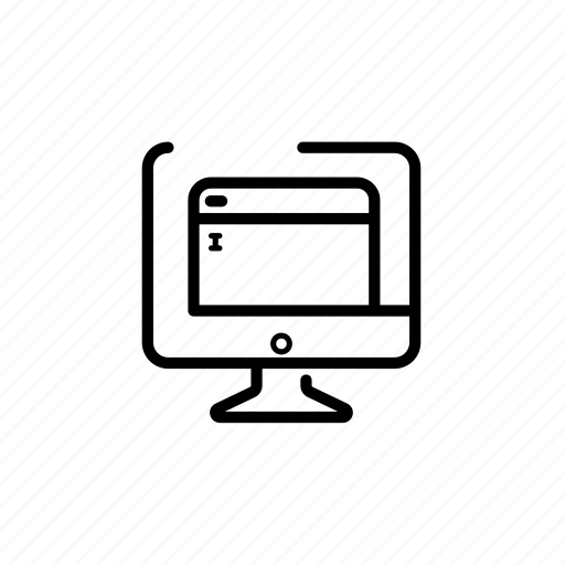 .svg, layout, template, website icon