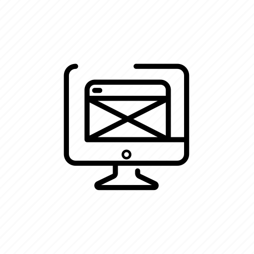 .svg, layout, template, web icon