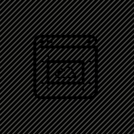 .svg, camera, film, image icon