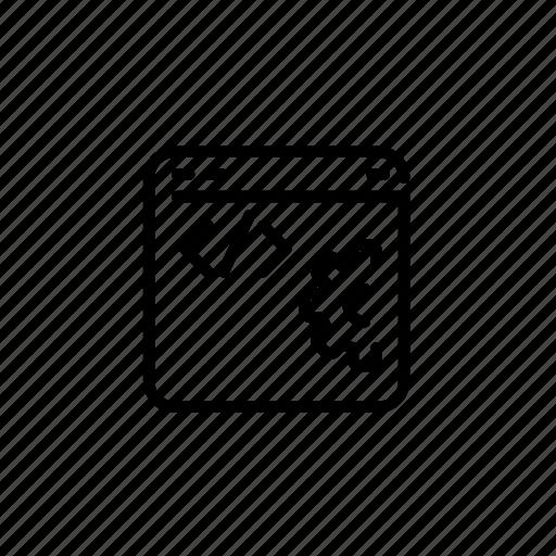 .svg, development, web icon