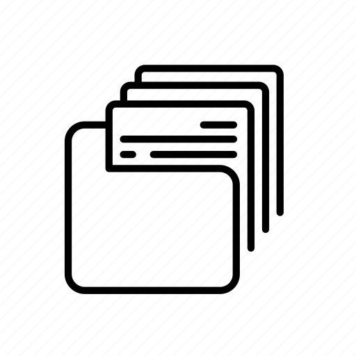 .svg, document, file, folder icon