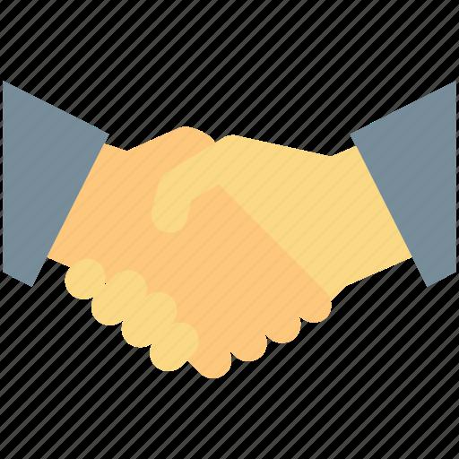business partner, businessmen, deal, relationships, shake hand icon
