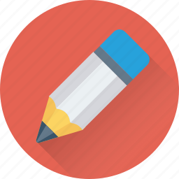 draw, lead pencil, pencil, stationery, write icon