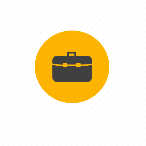 briefcase, business, luggage, proffesional, travel icon