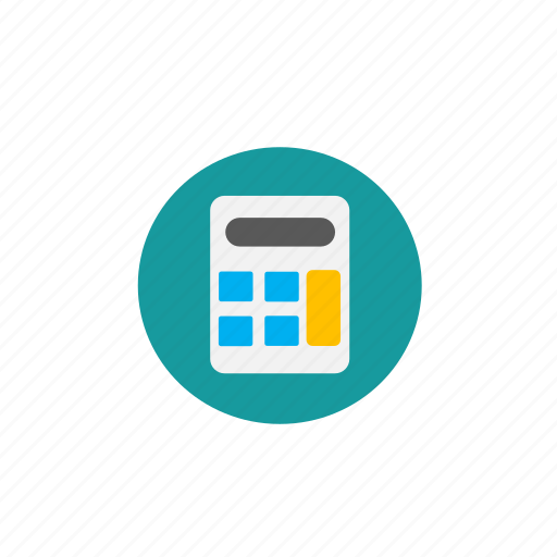 accountant, calculator, finance, mathmatics, maths icon