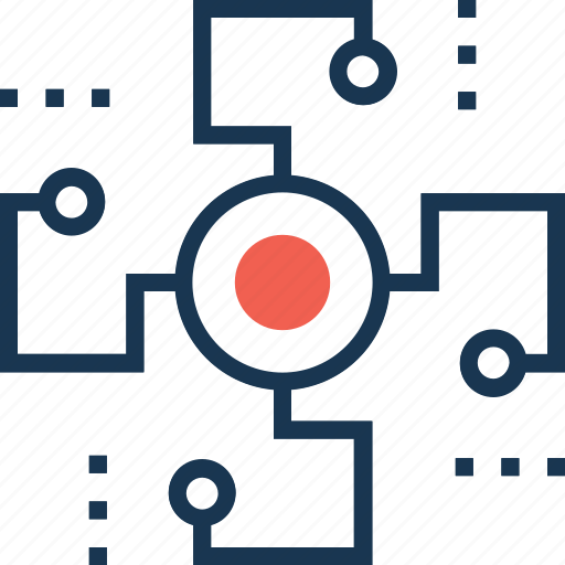 decentralization, interaction pattern, localization, management, network icon