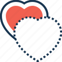 emotional, emotional development, heart, spiritual, use emotion icon