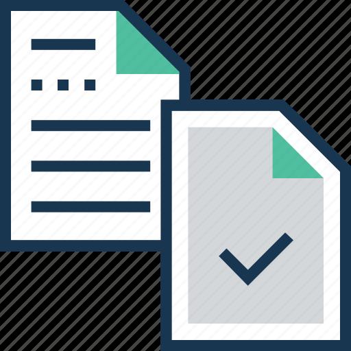 file, notes, paperwork, task, writing icon