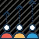 deftness, employee ranking, employee skill, expertise, skill icon