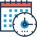 appointment, calendar, reminder, schedule, timeframe icon