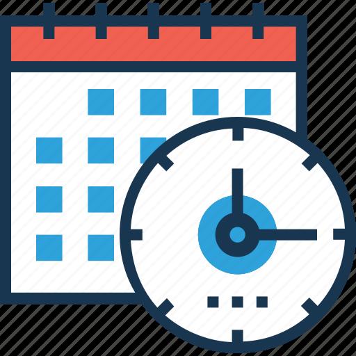 appointment, calendar, reminder, schedule, timeframe icon