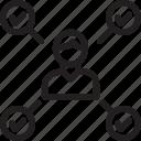 business, chart, finance, graph, marketing, money, tasks icon