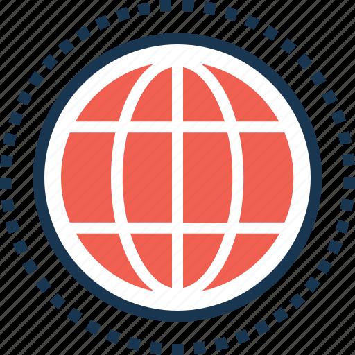 global, globe, international, planet, worldwide icon