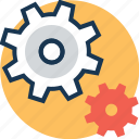 cog, cogwheel, gear, gear wheel, settings icon