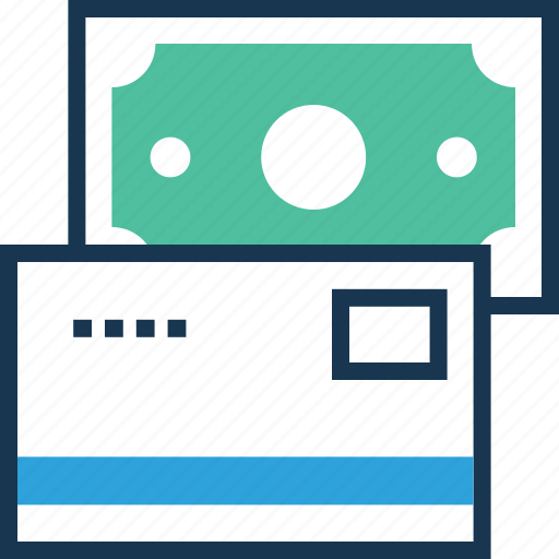 bank card, credit card, currency, payment, transaction icon