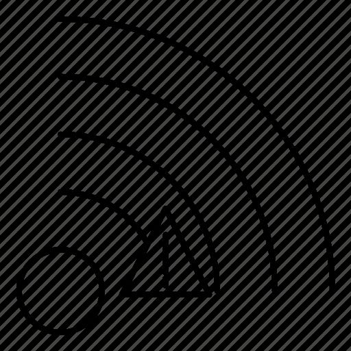 error, internet, wifi icon