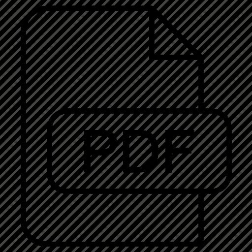Document, pdf icon - Download on Iconfinder on Iconfinder