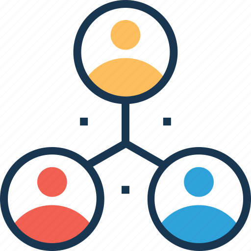business group, group, group work, team, users icon