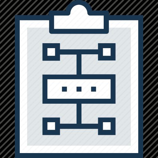 clipboard, task, task management, work, workflow icon