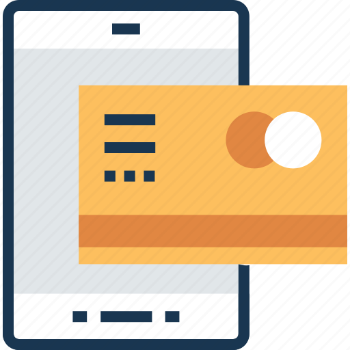 banking, credit card, mobile payment, online transaction, transaction icon