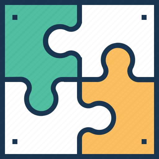 convolution puzzle, game, jigsaw piece, jigsaw puzzle, strategy icon