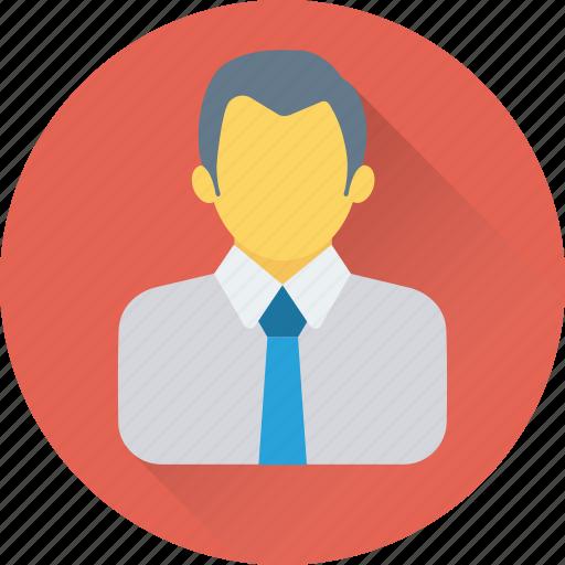 accountant, businessman, businessperson, financier, investor icon