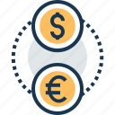 currency exchange, currency notes, foreign exchange, money conversion, money exchange