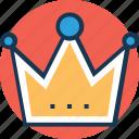 crown, gold crown, headgear, premium service, royal crown