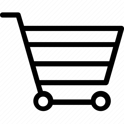 ecommerce, online shopping, shopping, shopping trolley, trolley icon