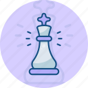 business, business strategic, chess, game, management, strategic, strategy icon