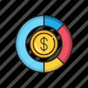 business, chart, dollar, finance, graph