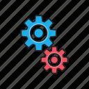 cogwheel, configure, gear, preference, setting
