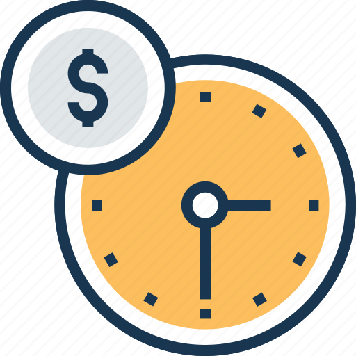 chronometer, money time, tax reminder, time is money, timepiece icon