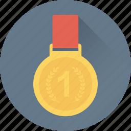 award, honor, medal, prize, reward icon