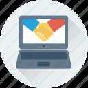 business partner, businessmen, deal, relationships, shake hand