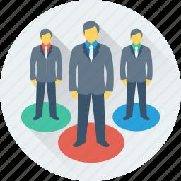collaboration, group, management, organization, team icon