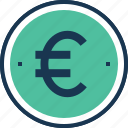 currency, currency symbol, euro, euro symbol, money icon
