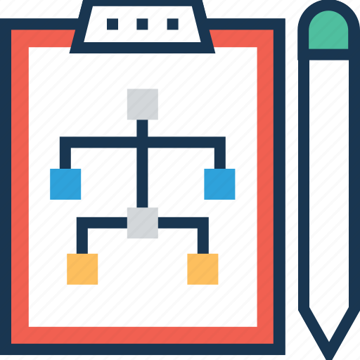 business planning, clipboard, planning, planning keyboard, strategy icon
