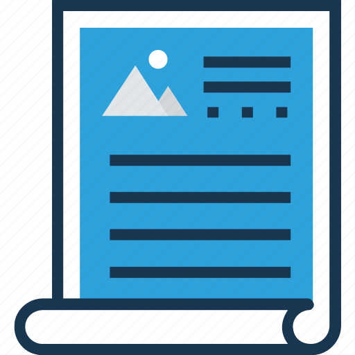 business analysis, report, report documents, report paper, statistics icon