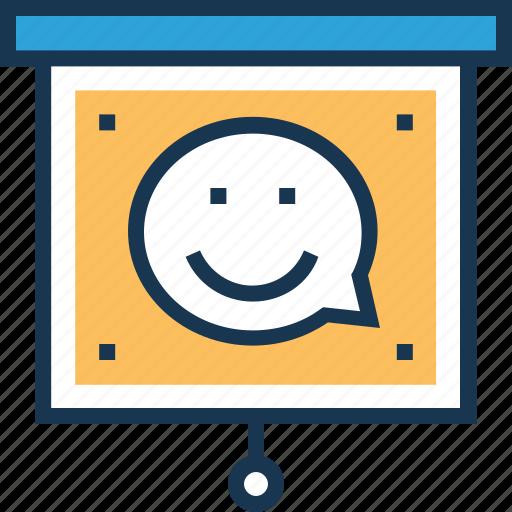 emoticon, happiness, happy face, smiley, smiley face icon