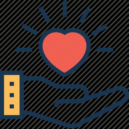 emotional, heart, loving, spiritual, use emotion icon