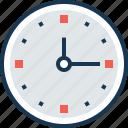 clock, time, timer, wall clock, watch