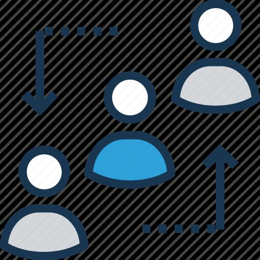 achievement, career advancement, career growth, progress, targets icon