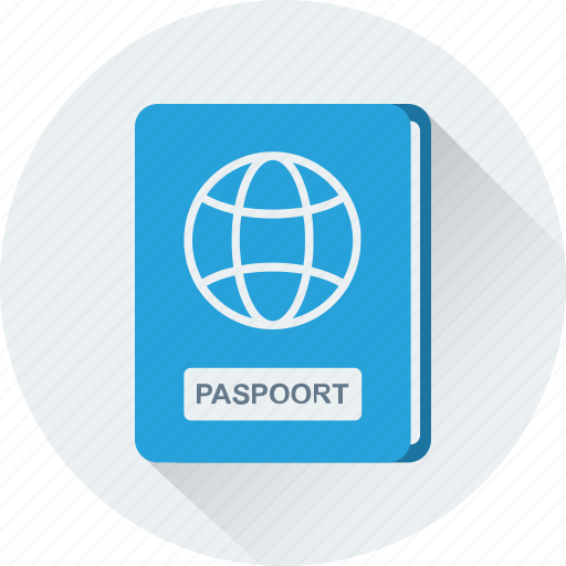 passport, passport attestation, travel, travel pass, travel permit icon