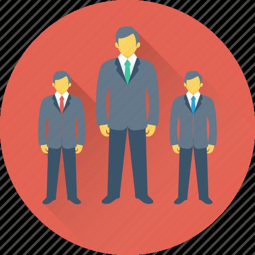 Group, people, teamwork, community, team icon