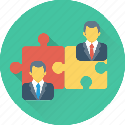 jigsaw, jigsaw puzzle, puzzle, teamwork, togetherness icon