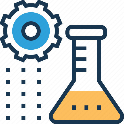 cog, cogwheel, research, research process, settings icon