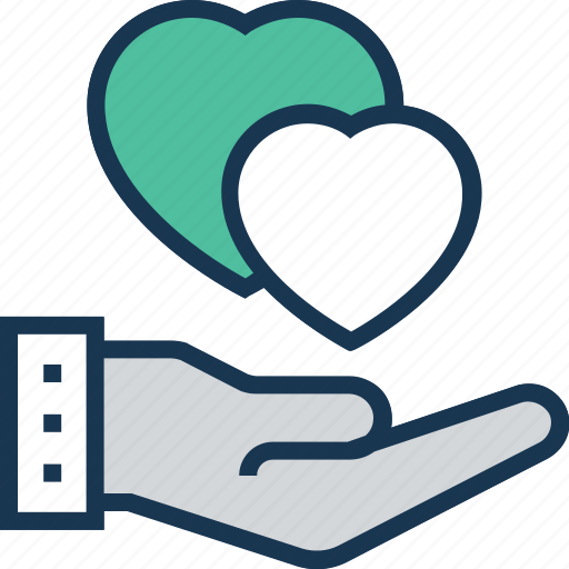 encourage, like, love, motivation, motive icon
