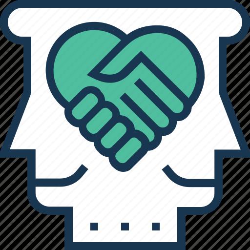 collaborate, collaboration hands, cooperate, cooperation, unite icon