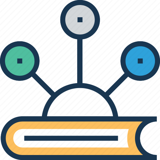book, journal, knowledge management, notebook, notes icon